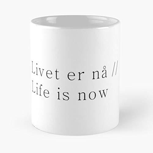 Seeyo Scandinavia Norwegian Skam Show Evak Norway Tv Isak Even Best 11 oz Kaffeebecher - Nespresso Tassen Kaffee Motive