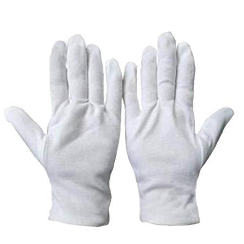 Bontand 1 Paar Weißen Handschuhe Kurzer Brautkleider Handschuh Satin-Handschuhe Für Schmuck Kostüm Zubehör