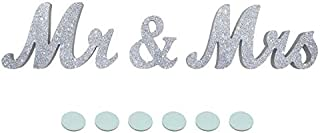 mr and mrs personalised wedding sign