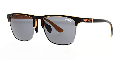 Superdry Superflux-Matt Black/Orange