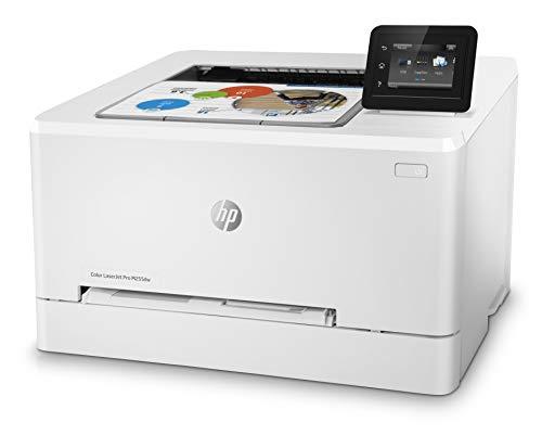 HP Color LaserJet Pro M255dw Farblaserdrucker (Laserdrucker, WLAN, LAN, Duplex, Airprint) weiß