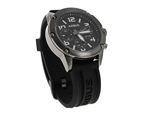 Airbus Armbanduhr für Erwachsene, Unisex, mehrfarbig, Einheitsgröße