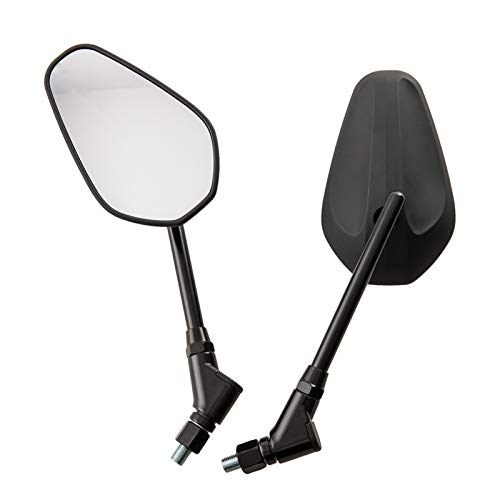 Motorcycle Mirrors Rear View 10MM Universal/Fit For - Ducati/Fit For - Aprilia/Moto Guzzi MV Agusta Triumph Buell GY6 Scooter Dirt Street Quad