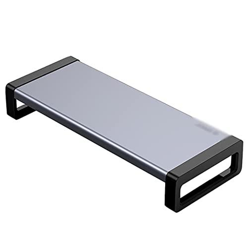 Laptop Stands Soporte para Monitor Organizador De Escritorio Vertical Soporte para Computadora Portátil De Nivel AComputadora Impresora Uso De Teléfono Celular En La Oficina Hogar