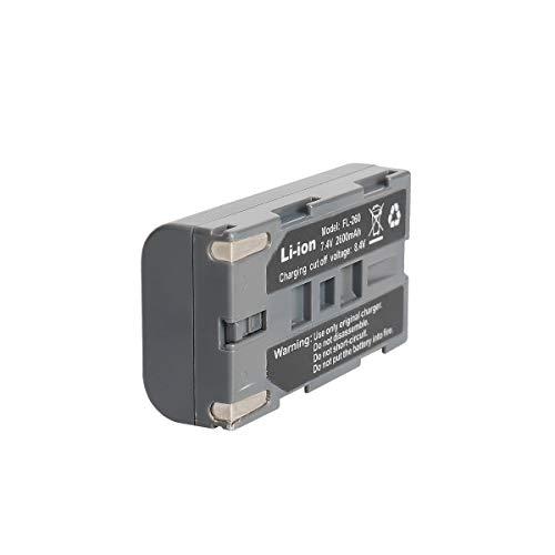 Paquete de 1 reemplazo de batería de iones de litio Huepar 6S-LB26 7.4V 2600mAh - Compatible con Huepar Laser Level 603CG / 603CR / 602CG / 602CR