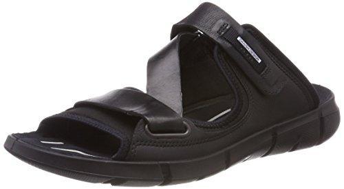 Ecco Herren Intrinsic Pantoffeln, Schwarz (Black), 41 EU