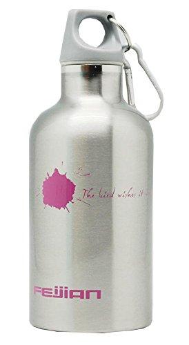 East Utopia 11,8 oz Edelstahl Trinkflasche Sport-Flasche