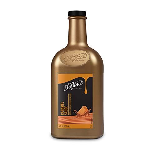 DaVinci Gourmet Caramel Sauce, Caramel, 64 Fl Oz