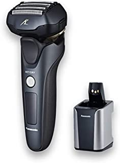 Panasonic ES-LV97-K751 Multi-Flex 5-Blade Rechargeable Shaver with Auto Cleaning System, 0.2 kg