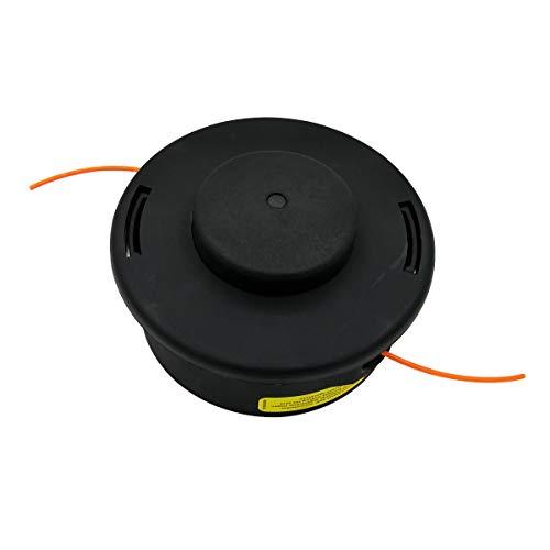 Cancanle Césped Recortador de Cabeza Secuencia de Corte Recortador Siega de Cabeza Autocut 40-2 M12x1.5 Pieza NO. 40037102115