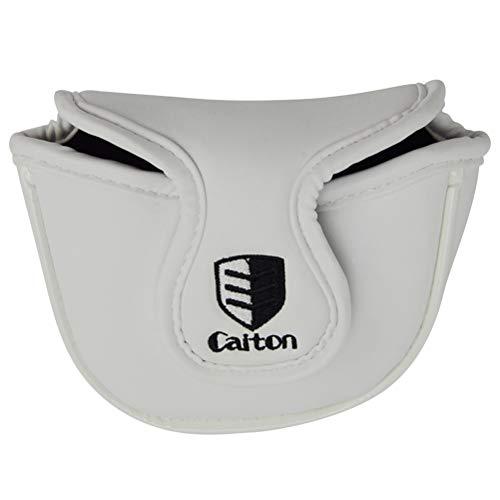 VORCOOL Golfschläger Putter Abdeckung Headcover, Half Mallet Mini Golf Headcover Club Kopfschutz