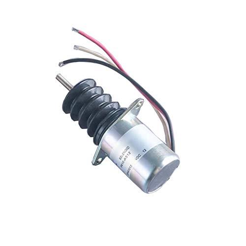 SINOCMP P610-A1V12 Électrovanne d'arrêt 12 V pour pièces de rechange de moteur Trombbetta.