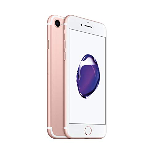 Apple Celular Smartphone iPhone 7 128GB Rose Gold (Reacondicionado)