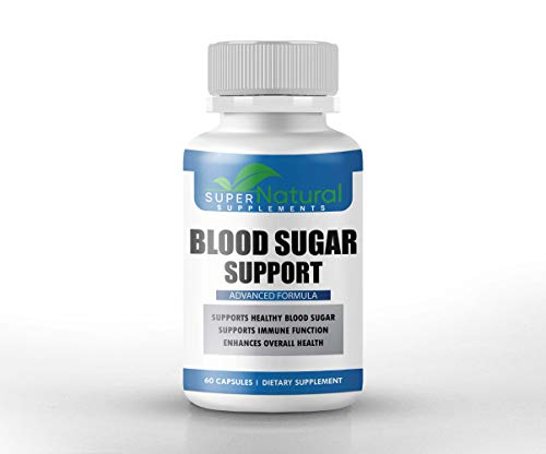 Blood Sugar Support Supplement - Multivitamin for Natural Blood Sugar Control with Alpha Lipoic Acid Cinnamon, Best Diabetic pills to lower sugar and lower blood pressure, lower sugar oatmeal comb -60