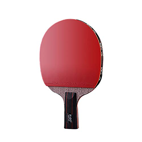 Review FSS Ping pong paddle Performance-Level Table Tennis Racket, with Carbon Technology for Tourna...