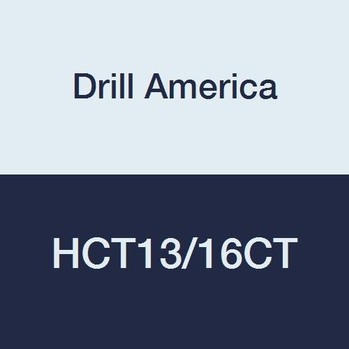lowest price Drill America HCT13 16CT Carbide Reamer NEW before selling #40026 13 16
