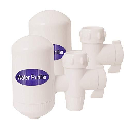 Hahuha Wasseraufbereiter Haushalt Küchenarmatur Filter Leitungswasseraufbereiter Wasserfilter für Haus, Schlafzimmer, Küche, DIY Dekoration