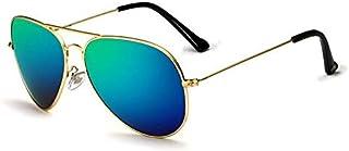 نظارة شمسية بولاريزد للجنسين موديل الطيار من فيثديا - أخضر