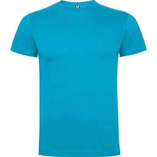 ROLY Camiseta Dogo Premium 6502 Niño Turquesa 12 9/10