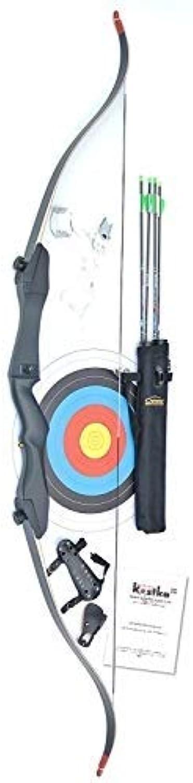 Kostka-Sport Matrix Schnellstart-Bogenset mit 3 Carbonpfeilen B07L4SSSGZ    Viel Spaß 6fb5ae