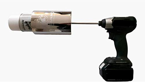 I CAN MIXX Spray Paint Mixing Tool | Spray Can Paint Mixer | Stainless Steel Adapter | Mix A Can of Paint Faster