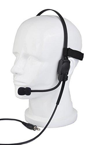 Auricular militar táctico de la señal del receptor de cabeza de la...