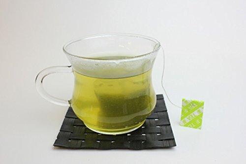 『寿老園 静岡県産緑茶使用 煎茶ティーバッグ 100g(2g×50袋)』の2枚目の画像