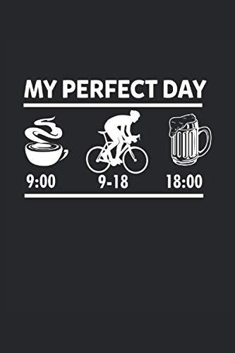 Portátil: ciclista, bicicleta, bicicleta de montaña, BMX,: 120 páginas rayadas: cuaderno, cuaderno...