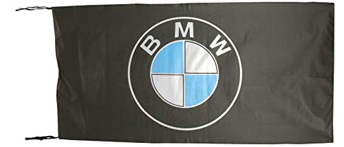 Cyn Flags B-M-W Fahne Flagge SCHWARZ 2.5x5 ft 150 x 75 cm