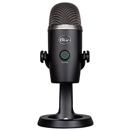 Blue Yeti Nano USB-powered mic