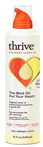Thrive Culinary Algae Cooking Oil Spray, 5 Ounce, 5 Fluid Ounce