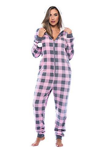 Just Love Adult Onesie / Pajamas 6290-PNK-L