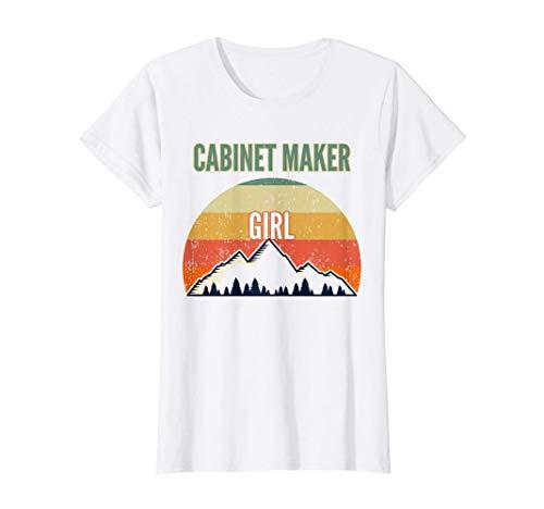 Cabinet Maker Gift for Women, Cabinet Maker Guy T-Shirt
