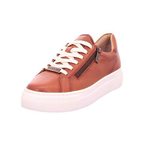 bugatti Damen 412883034100 Sneakers, Cognac, 40 EU