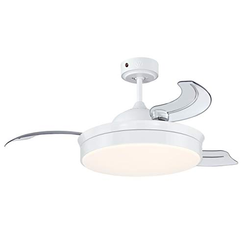 Westinghouse Lighting Ceiling Fan, blanco