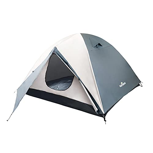 SUNDOOR 4 Person Camping Tent for Family, Solo, Couple, Bush Craft, Waterproof...
