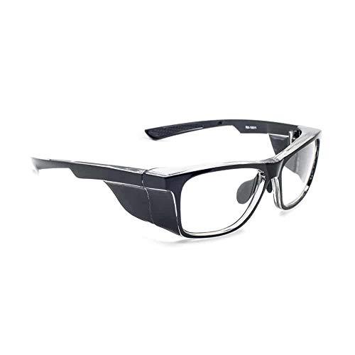 Gafas de radiación modelo 15011 para XRAY, gafas de plomo
