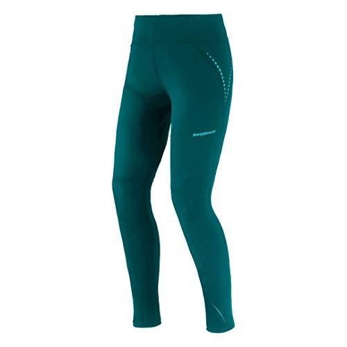Trango Pant. Long Danube – Pantalon, Femme, Vert (Vert foncé)