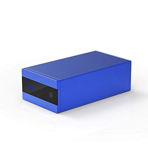 S.M.S.L Sanskrit 10th MK II High-end DAC USB Ottico Ingresso coassiale Blu