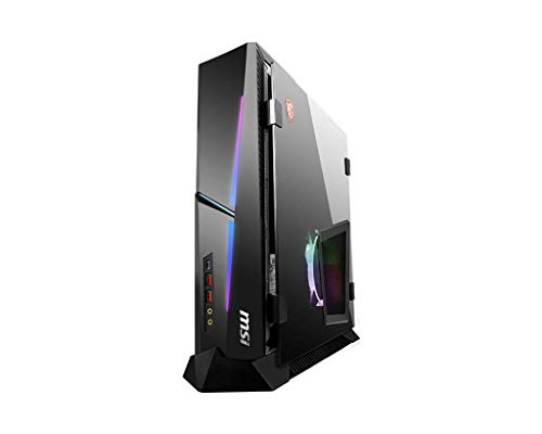 MSI Meg Trident X 10SD-853EU - Ordenador de sobremesa (Intel Core i7-10700K, 16 GB RAM, 512GB SSD, 1TB HDD, Nvidia RTX 2070 Super Ventus GP, 8 GB, Windows 10 Home)
