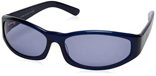 Adolfo Dominguez Ua-15063, Gafas de Sol para Mujer, Azul (Blue), 67