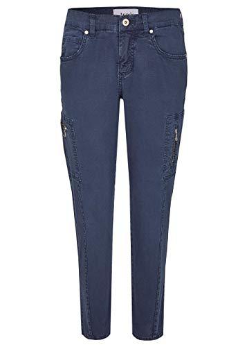 Angels Damen Ankle-Jeans 'Ornella Cargo' mit Reißverschlusstaschen