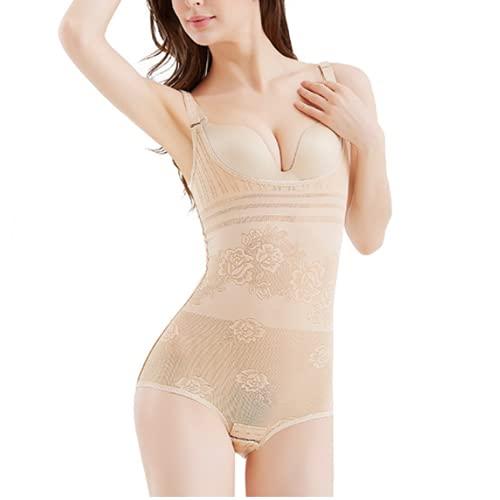 marca blanca Corsé de satén con cordones para mujer