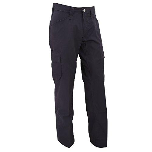 Helly Hansen - Pantalones de servicio con bajo ajustable Modelo Durham hombre caballero (C46/Azul real)