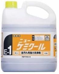 ニイタカ ケミクール4kg・業務用の油汚れ洗剤