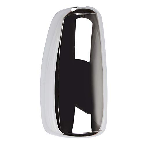 Why Choose ZENITHIKE Truck Tow Mirror Cover with Passenger Side Chrome Housing Truck Hood Mirror Cov...