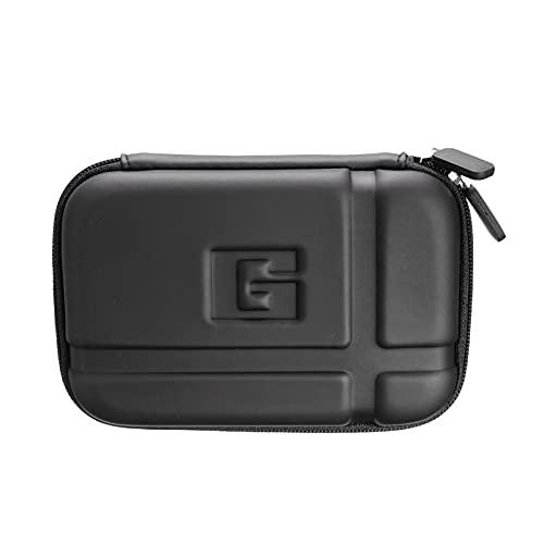 CAREG 5 Pulgadas de Impermeable GPS Cubierta DE Tienda DE Tienda Durante Sat Nav GPS Soporte de protección del navegador Ajuste para Tomtom GO 5100 5000 510 500
