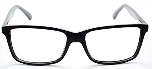 i-Office Arbeitsplatzbrille für optimiertes Sehen 80 bis 40cm inkl. BlueCut Beschichtung (+2.50 Lesestärke ca. 55-65 Jahre)