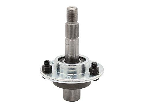 SECURA Messerwelle Messerspindel 717-0900 kompatibel mit MTD B10 CMI 91-12 917-090 917-0900