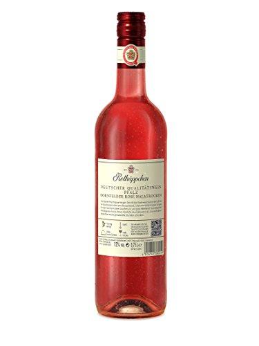 Rotkäppchen Dornfelder Rosé halbtrocken - 3